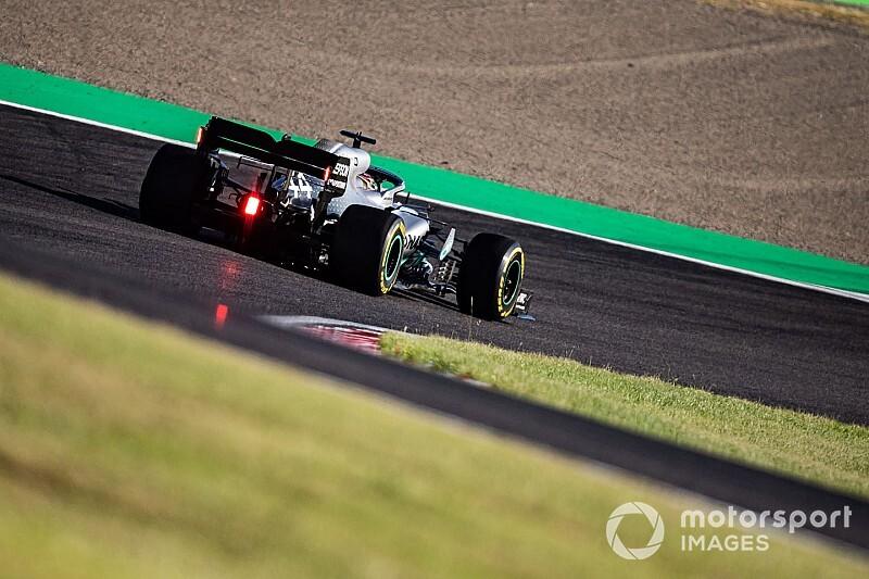 La segunda parada en boxes de Hamilton no fue solo algo estratégico