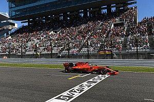 Pourquoi le départ volé de Vettel n'a pas été sanctionné