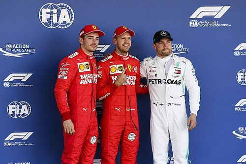 Volledige uitslag van de kwalificatie GP Japan
