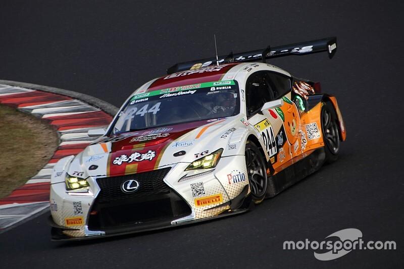 Tsuchiya to support new Lexus Super GT team
