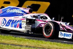 Pérez lenyűgöző startja Japánból: másodpercek alatt ott volt!
