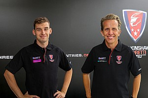 Walkinshaw squad locks in enduro drivers