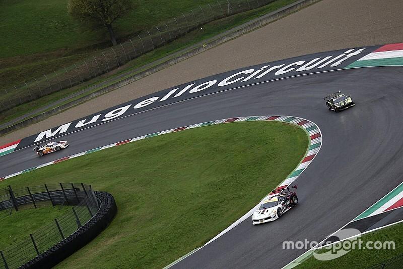 Ferrari, North America, Q1: Hites vola e artiglia la pole