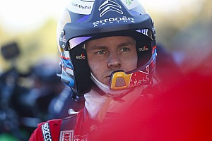 Lappi shocked by Citroen's WRC withdrawal