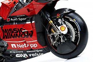 Directo: la presentación del equipo oficial Ducati de MotoGP 2021