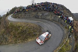 VIDEO: WRC Rally Monte Carlo: Hoogtepunten SS15-16