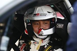 日毎に成長……WRカーでモンテカルロ初挑戦。勝田貴元の可能性