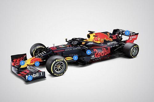Tech: Dit is er veranderd aan de Red Bull RB16