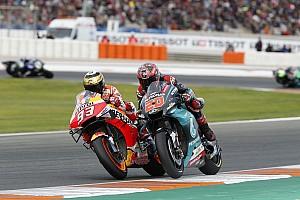 Valência assina novo contrato com a MotoGP em regime de 'rodízio'