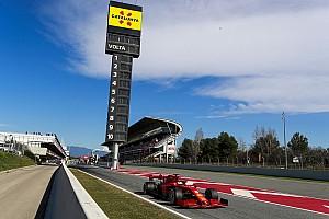 Directo: la penúltima jornada de test 2020 de F1