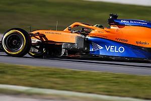 A McLaren 2022-re ráesne a legjobbakra, és már használják a fejlesztési zsetonrendszert