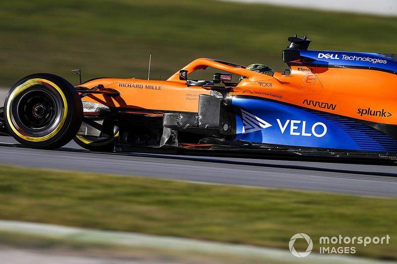 McLaren получила в кредит 185 миллионов долларов