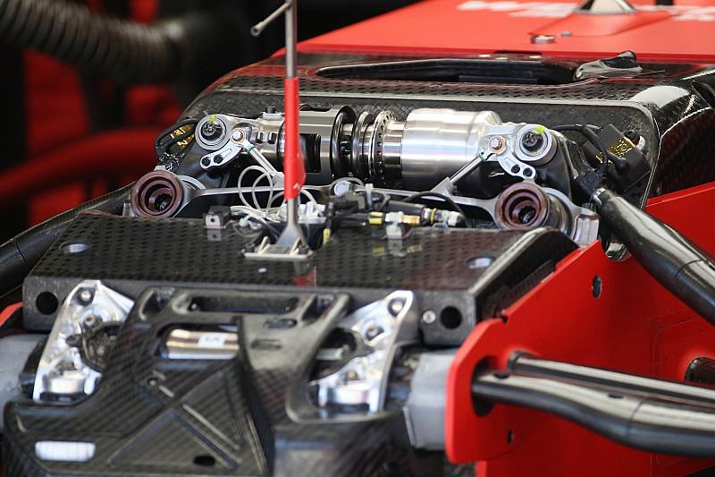 Ferrari: la sospensione anteriore è senza idraulica