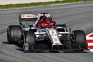 Kubica, Barcelona testinde bir kez daha Alfa Romeo'yu sürecek