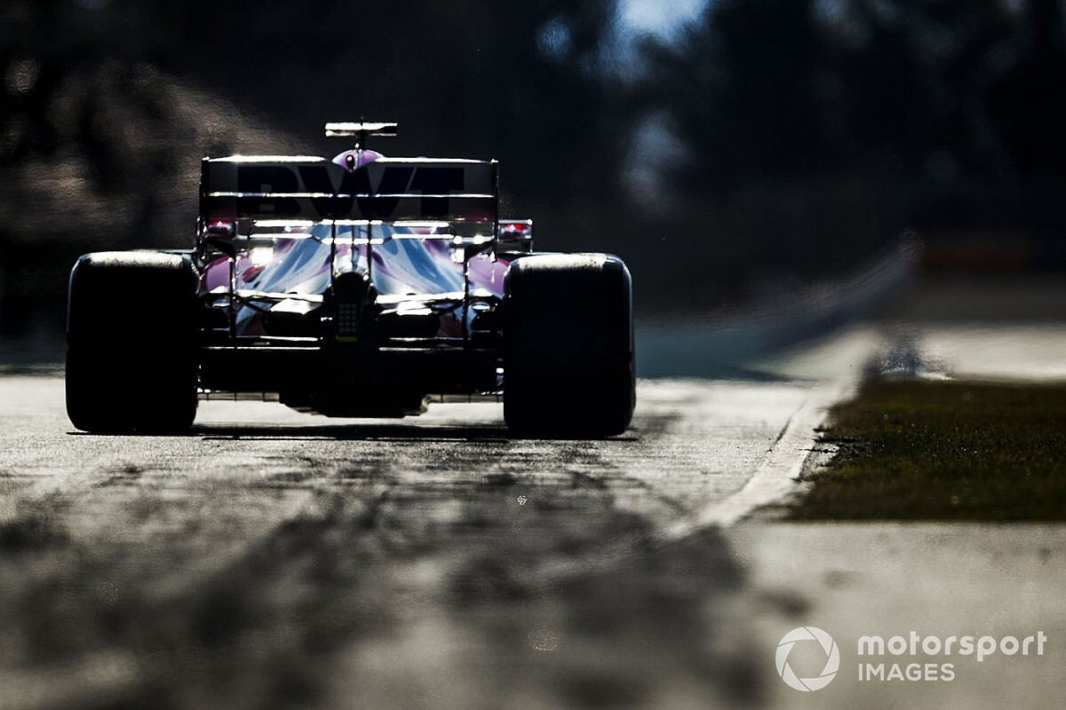 Sugerowany kalendarz F1 2020