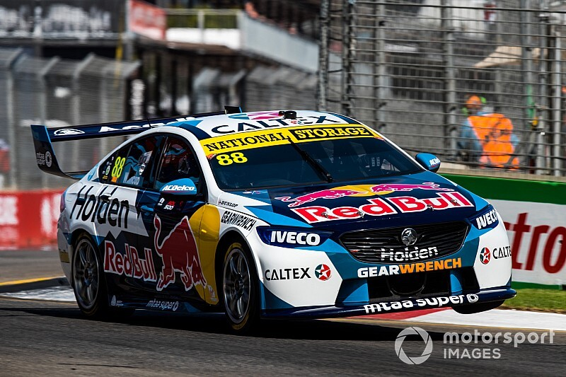 Adelaide 500: Whincup beats McLaughlin in opener