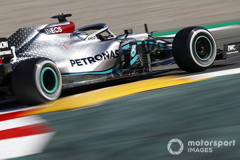 F1, Test 1 Barcellona: Mercedes già al top. Ferrari indietro