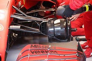 Mercedes и Ferrari выбрали разные подходы к работе с тормозами