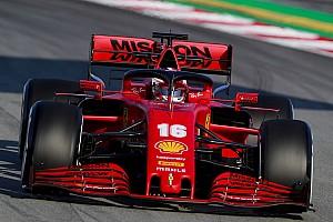 Galeri: Yeni Ferrari SF1000'in pist üstündeki ilk görüntüleri