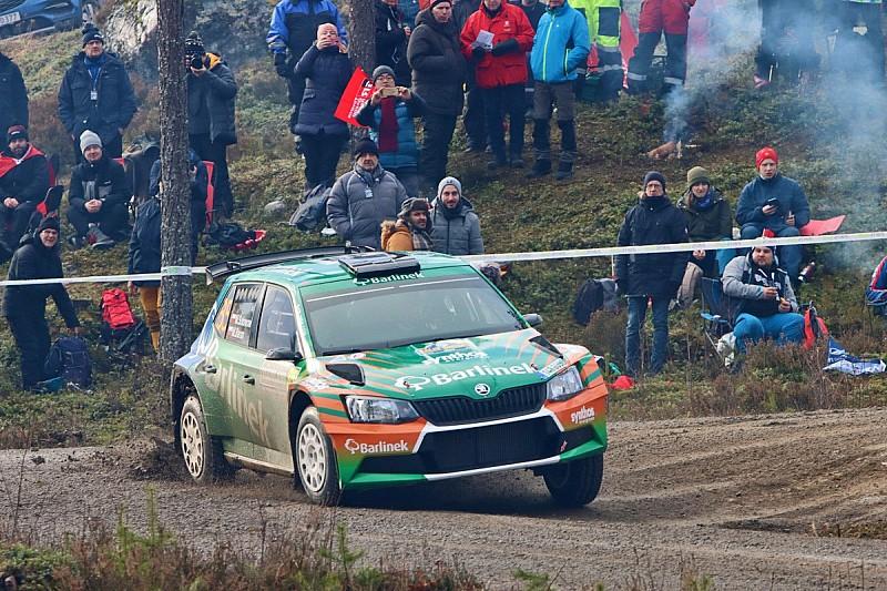 Sołowow podsumował swój start w Rajdzie Szwecji