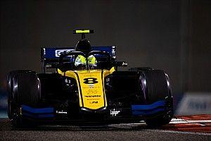 Abu Dhabi F2: Sezonun son yarışını Ghiotto kazandı