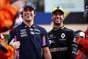 Pas de sanction dans l'incident Stroll/Ricciardo au GP de Styrie