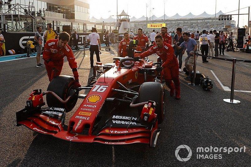 Caso benzina Leclerc: Ferrari multata di 50 mila dollari!