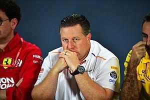 """McLaren: """"Çalışanları izne çıkarmaktan başka çaremiz yoktu"""""""