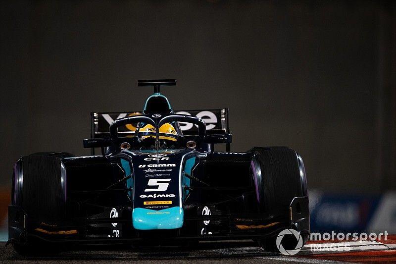 Camara se lleva la victoria en la F2 y DAMS, el título de equipos