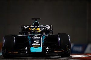 فورمولا 2: سيتي كامارا يفوز بالسباق الرئيسي في أبوظبي