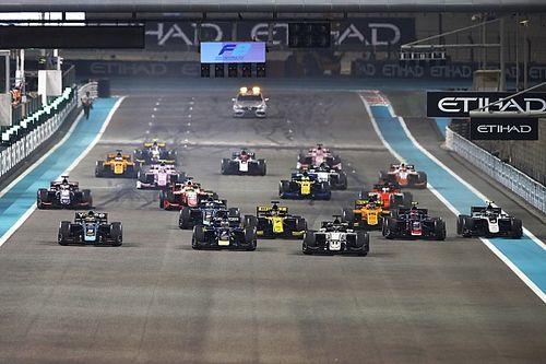 Итоговый зачет Формулы 2 в сезоне-2019
