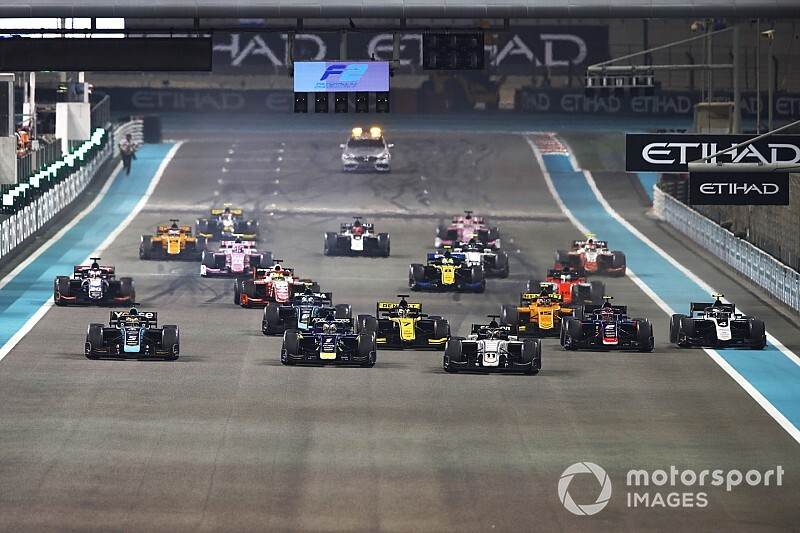 Motorsport.com's Top 20 junior single-seater drivers of 2019