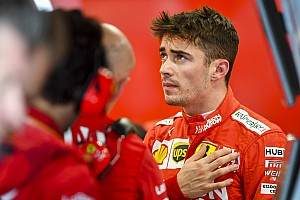 Leclerc mindent bele fog adni a büntetése miatt a Brazil Nagydíjon
