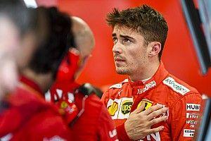 """Leclerc: """"Spingeremo al massimo. Non ho nulla da perdere"""""""