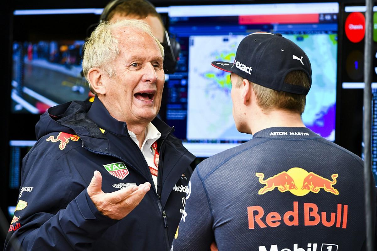 Verstappen már maga a Red Bull?