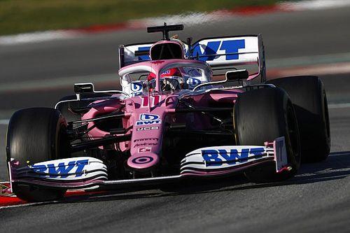 FIA odwiedziła fabrykę Racing Point