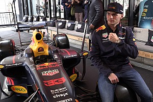 Q&A: Verstappen over Mexico, 2020 en toekomstperspectief Red Bull