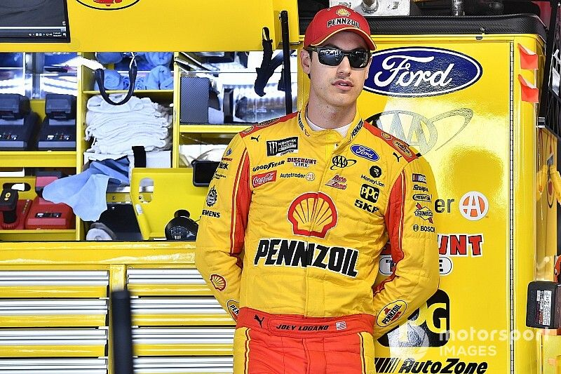 """Logano: """"I let my emotions get the best of me"""" at Martinsville"""