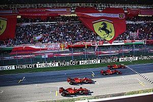 F1: il GP al Mugello con gli spettatori: 3.000 posti disponibili!