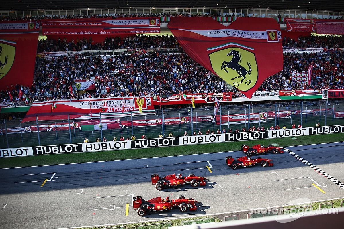 GP de la Toscana sería el primero de la Fórmula 1 2020 con público