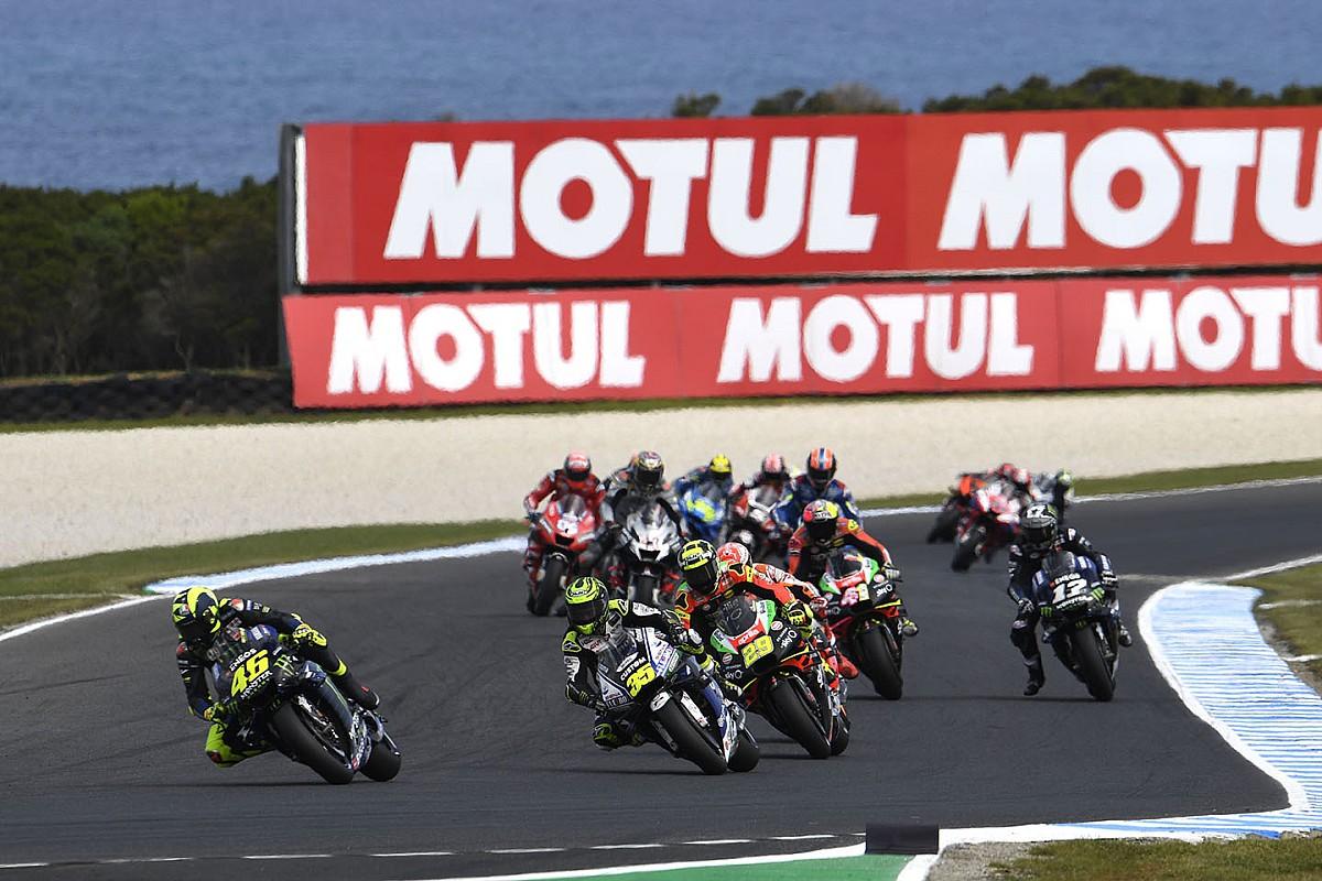 Stats - Un podium inédit et Rossi au plus bas