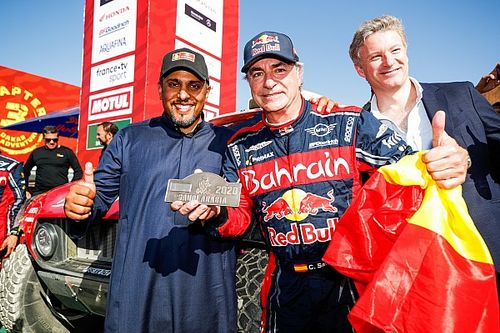 Sainz wins 2020 Dakar Rally for X-raid Mini, Alonso 13th