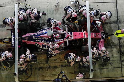 F1プライベーター通信簿(5):レーシングポイント|浮き沈みが激しかった1年