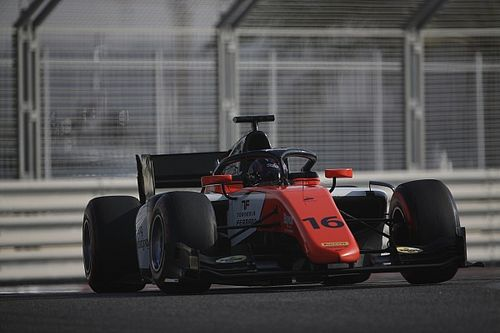 Drugovich, MP Motorsport ile F2'ye geçiyor