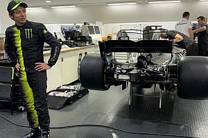 Scambio Valentino Rossi-Hamilton: finalmente è il grande giorno!