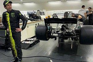 Valencia se blinda ante la llegada de Hamilton y Rossi