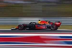 F1: Verstappen diz que só não passou Hamilton nos EUA por bandeira amarela
