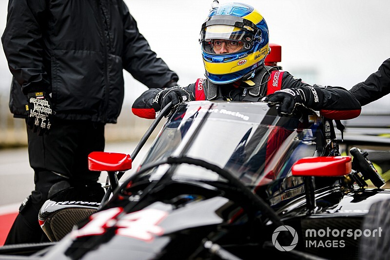 Bourdais pleased with fresh start at Foyt