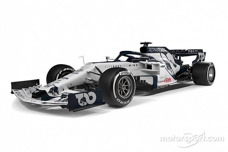 Formel 1 2020: Der neue AlphaTauri AT01 in Bildern