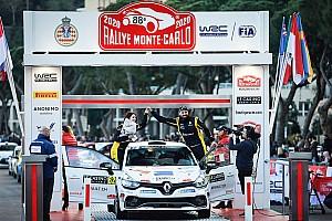 """Un Monte Carlo """"incroyable"""" pour Ismaël Vuistiner et Florine Kummer"""